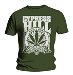 T-shirt Cypress Hill 420 2013