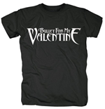 T-shirt Bullet For My Valentine Logo