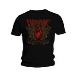 T-shirt Bullet For My Valentine Temper Temper