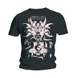 T-shirt Bring Me The Horizon Skull & Bones
