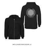 Felpa Bring Me The Horizon  Flower of Life
