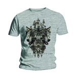 T-shirt Bring Me The Horizon Wolven Grey Marl