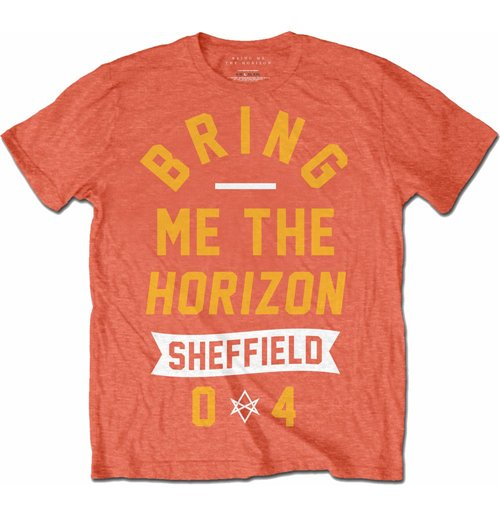 T-shirt Bring Me The Horizon Big Text