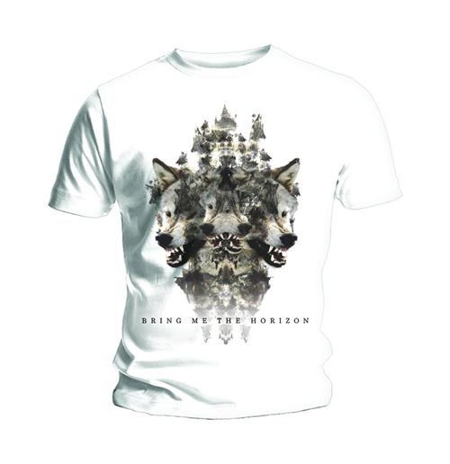 T-shirt Bring Me The Horizon Wolven Version 2'