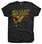 T-shirt Bob Marley Roots, Rock, Reggae