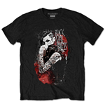T-shirt Black Veil Brides Bride's Inferno