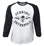 T-shirt Avenged Sevenfold Classic Death Bat