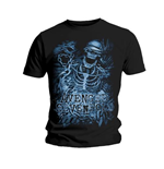 T-shirt Avenged Sevenfold Chained Skeleton