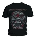 T-shirt Avenged Sevenfold Battle Armour