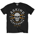 T-shirt Asking Alexandria Danger