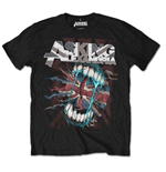 T-shirt Asking Alexandria Flag Eater