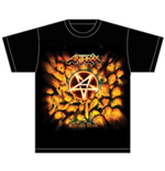T-shirt Anthrax Worship Music