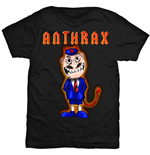 T-shirt Anthrax TNT Cover