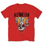 T-shirt All Time Low Da Bomb