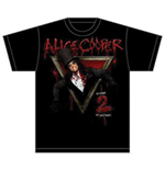 T-shirt Alice Cooper Welcome to my Nightmare