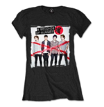 T-shirt 5 seconds of summer Album Cover 1' da donna