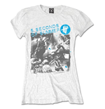 T-shirt 5 seconds of summer da donna Live Collage