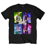 T-shirt 5 seconds of summer Live in Colours