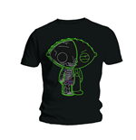 T-shirt I Griffin Stewie X-ray