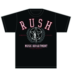 T-shirt I Rush Department