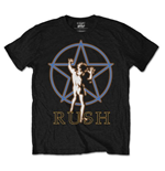 T-shirt I Rush Star Man Glow