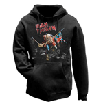 Felpa Iron Maiden The Trooper
