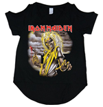 T-shirt Iron Maiden da donna Killers
