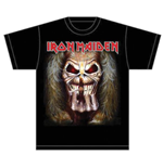 T-shirt Iron Maiden Eddie Candle Finger