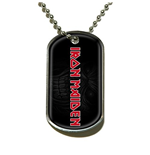 Dog Tag / Piastrina Iron Maiden 186079