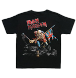 T-shirt Iron Maiden da bebè Trooper