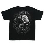 T-shirt Iron Maiden da bebè Number of the Beast
