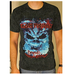 T-shirt Iron Maiden Brave New World