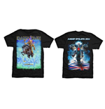 T-shirt Iron Maiden Tour Trooper