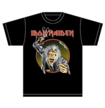 T-shirt Iron Maiden Eddie Hook
