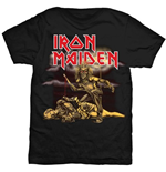 T-shirt Iron Maiden da donna Slasher