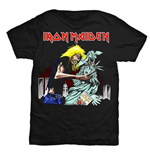 T-shirt Iron Maiden New York