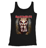 Canotta Iron Maiden Eddie Candle Finger