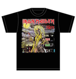 T-shirt Iron Maiden Killers Cover