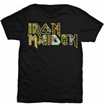 T-shirt Iron Maiden Eddie Logo