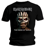 T-shirt Iron Maiden Book of Souls