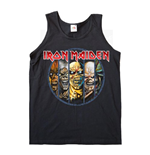 Canotta Iron Maiden da donna Evolution