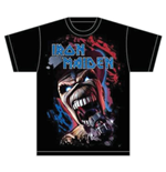 T-shirt Iron Maiden Wildest Dream Vortex