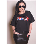 T-shirt Judas Priest da donna Union