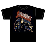 T-shirt Judas Priest Unleashed Version 2'