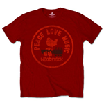 T-shirt Woodstock Love Peace Music
