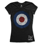 T-shirt The Who da donna Target Distressed