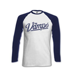 T-shirt The Vamps da donna Simpson