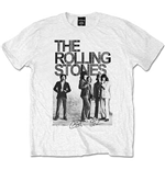 T-shirt e Magliette The Rolling Stones Est. 1962 Group Photo