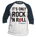 T-shirt The Rolling Stones Only Rock n' Roll