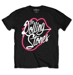 T-shirt The Rolling Stones Neon Lips